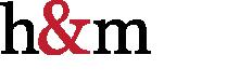 Malerfirmaet Hansen og Mortensen logo